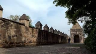 Primeros monasterios del siglo XVI en las laderas del Popocatépetl