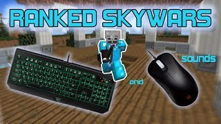 Download (Ranked Skywars) Easy [1500] Rating - Mouse and Keyboard Sounds Mp3 and Videos