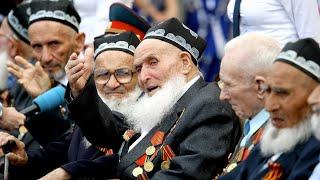 Ветераны Таджикистана поблагодарили президента за заботу