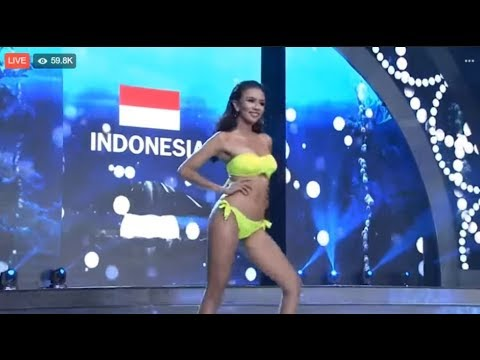 Miss Grand International 2017 - Preliminary Swimsuit Competition