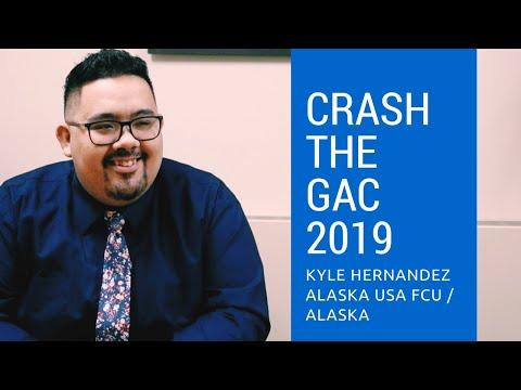 Kyle Hernandez - Alaska USA FCU/ALASKA - Crash The GAC 2019