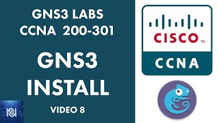 How to Install GNS3 2.2 on Windows 10 - GNS3 VM Install Guide 2020 - VIDEO 8