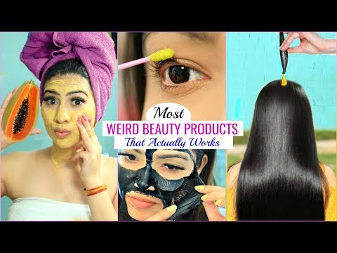most-weird-beauty-products-that-actually-works-..-|-#haircare-#skincare-#anaysa