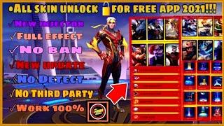 🔒New update imoba part 46 unlock all skin full effects, No ban ,the best injector// KDEY IQ screenshot 2