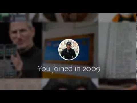 Facebook 10 Years Celebrations - A Look Back