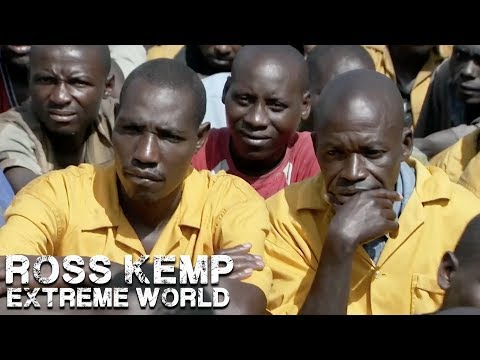 The Worst Prison In Africa | Ross Kemp Extreme World