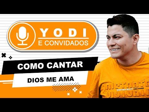 TUTORIAL VOZ - DIOS ME AMA - Danilo Montero y Thalles Roberto ...