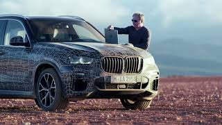 New BMW X5 going through final testing
