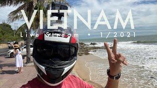 Прямой эфир 2 января 2021 Вьетнам Муйне GoPro