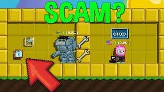 SMART SCAM FAIL!! Top 3 scam fails 2018 - GrowTopia