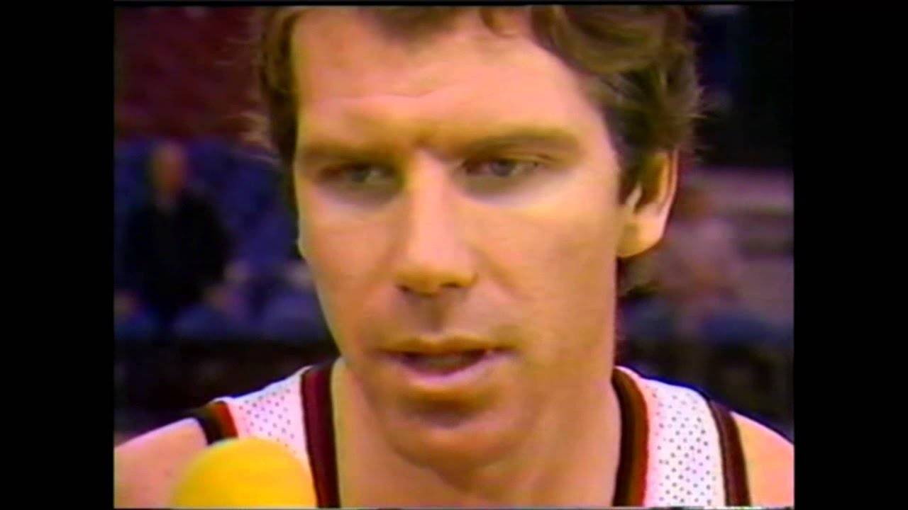 Chick Hearn Interviews Kiki Vandeweghe 1 1 1987