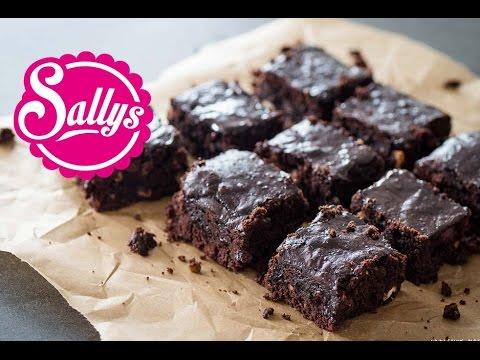 Brownies - schokoladig, saftig und lecker / Sallys Lieblingsrezept