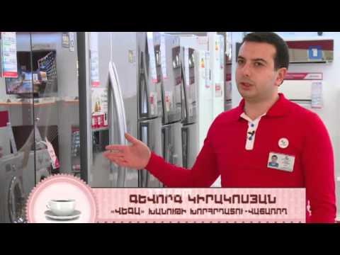 VEGA. Ինչպես ընտրել սառնարան