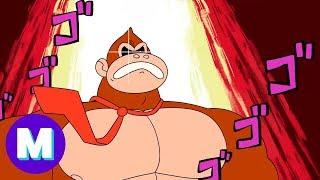 Donkey Kong's Bizarre Banana Adventure