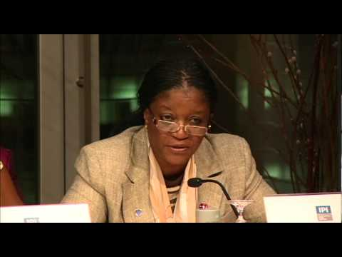 Empowering Women in Postconflict Justice