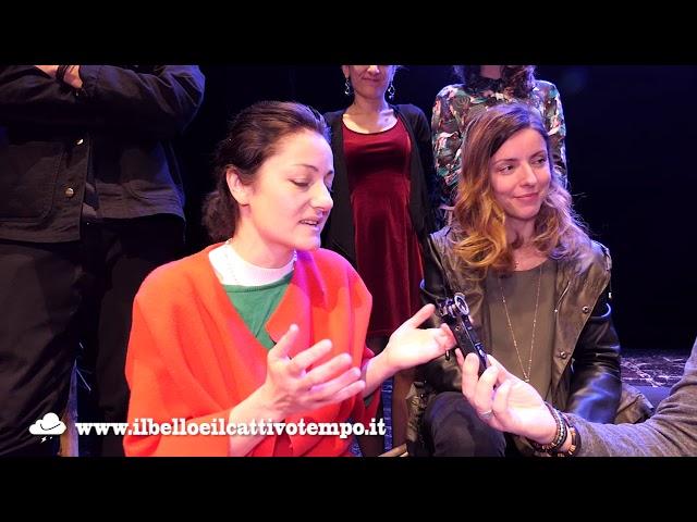 Pippa Bacca - Teatro Marconi