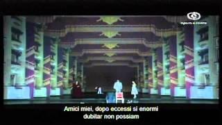 Mozart Don Giovanni Scala   atto secondo