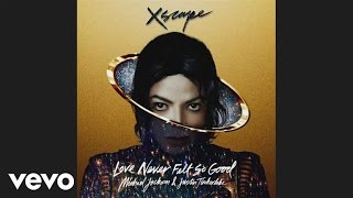 Repeat youtube video Michael Jackson, Justin Timberlake - Love Never Felt So Good (Audio)