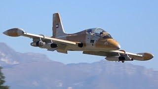 Big RC Aermacchi MB-339A UAE Air Force