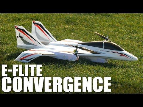 E-Flite Convergence VTOL Overview | Flite Test
