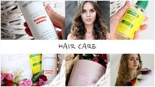 КАК Я УХАЖИВАЮ ЗА ВОЛОСАМИ // HAIR CARE