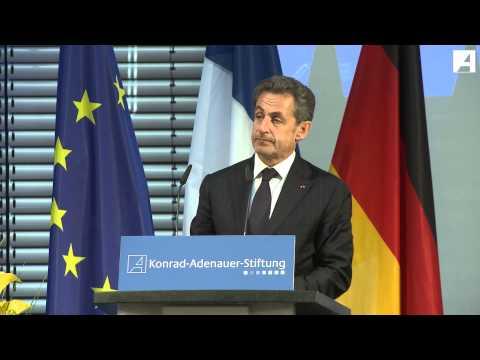 Forum d'Europe avec Nicolas Sarkozy
