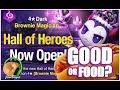 SUMMONERS WAR Korona The Dark Brownie Magician Hall Of Heroes Good Or Food mp3