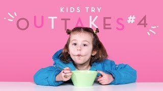 Outtakes #4 | Kids Try | HiHo