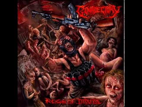 GONADECTOMY - Reign of Disease 2015 [Full EP]