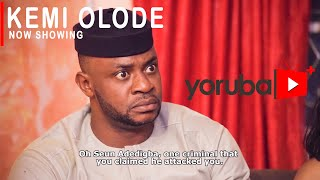 Kemi Olode Latest Yoruba Movie 2021 Drama Starring Odunlade Adekola   Mide Abiodun   Kemi Stone