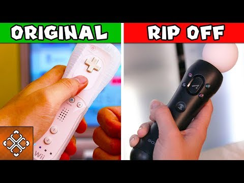 10 Times PlayStation Ripped Off Nintendo