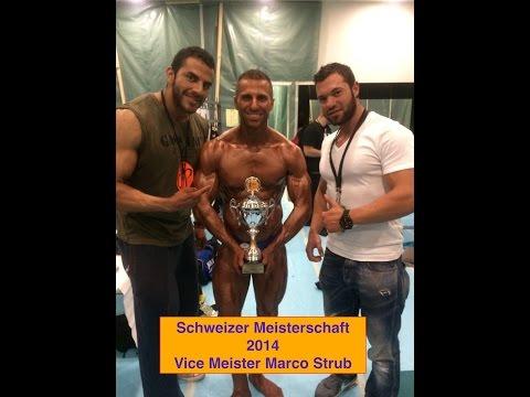 SNBF 2014 Vice Meister Marco Strub Kür