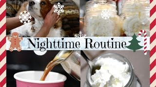 Rebecca's Nighttime Routine: Winter Break Edition Thumbnail