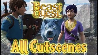 Beast Quest All Cutscenes | Full Game Movie (PS4, Xbox One, PC)