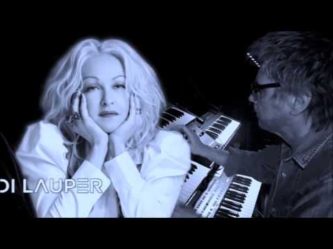 Jean-Michel Jarre featuring Cyndi Lauper - Swipe to the right