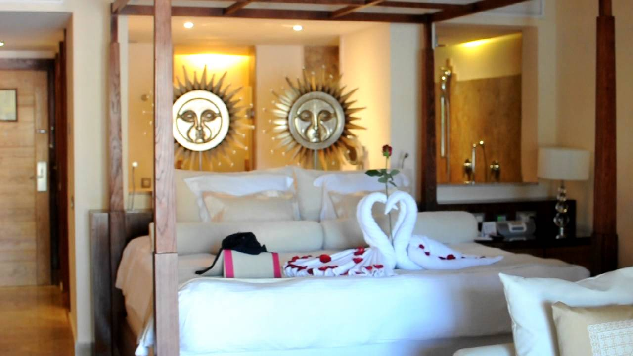 Excellence Playa Mujeres Room Tour - YouTube