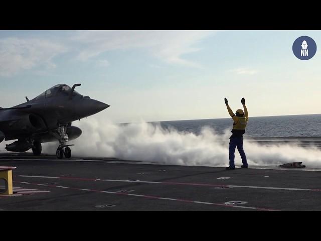 French Carrier Strike Group PEAN19 Exercise - Teaser