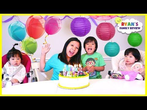 Happy Birthday Mommy!!!!
