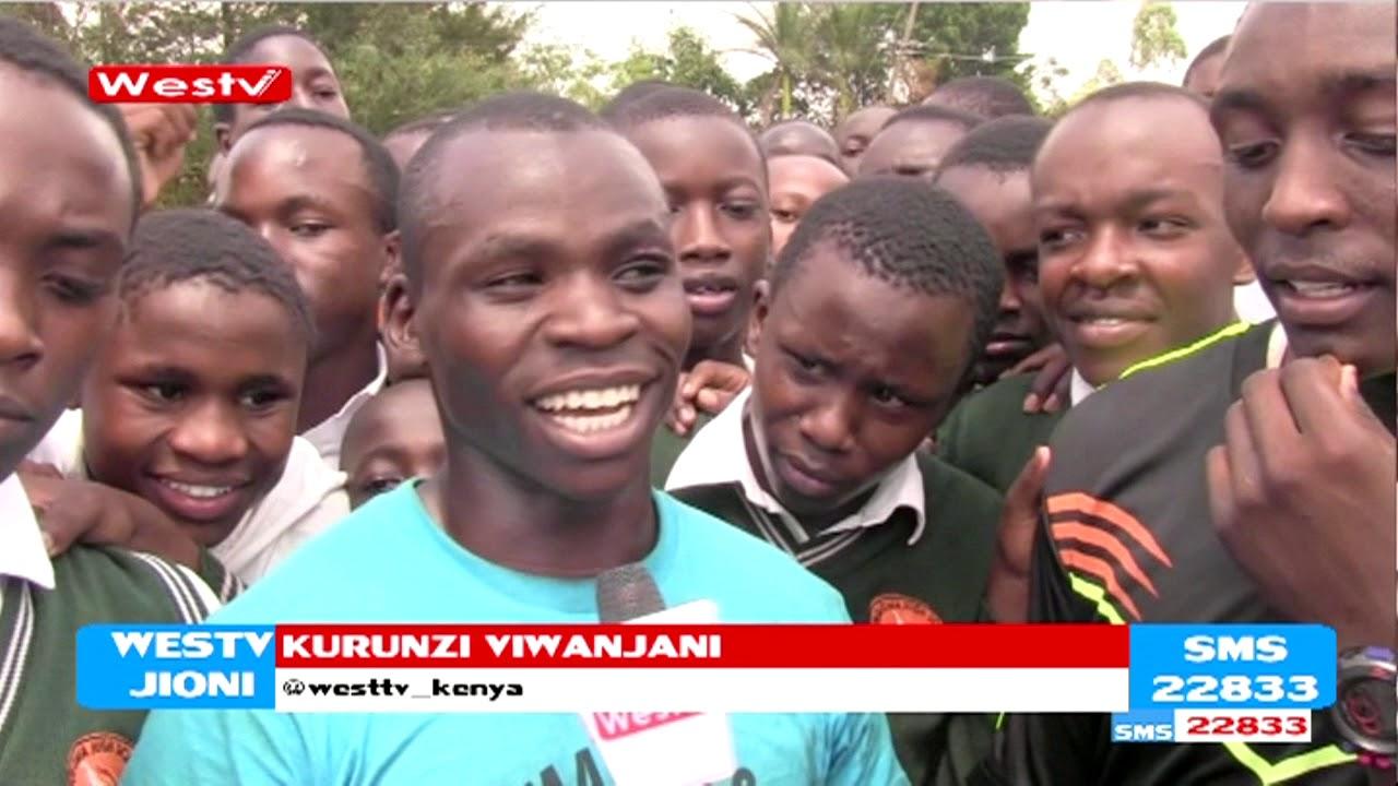 Kurunzi Viwanjani na Samwel Oyondi