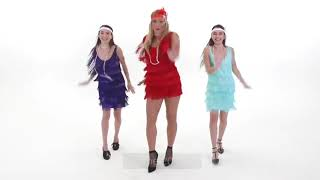 The evolution of dance: Merrell Twins ft. Montana Tucker
