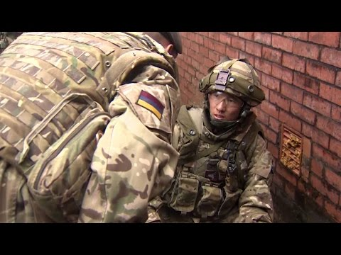 No Rest For Gurkhas On Intensive Afghanistan Training | Forces TV