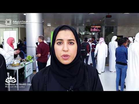 Khalifa University Health & Wellness Day 2016