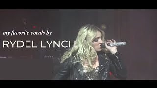 my favorite vocals by rydel lynch