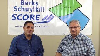 Berks Schuylkill SCORE Meet Steve Bobick