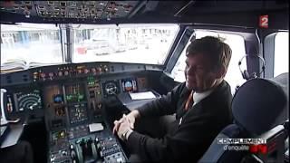 Reportage sur la compagnie Emirates
