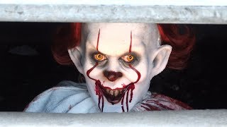 warner bros horror made here halloween event exterior highlights in burbank california