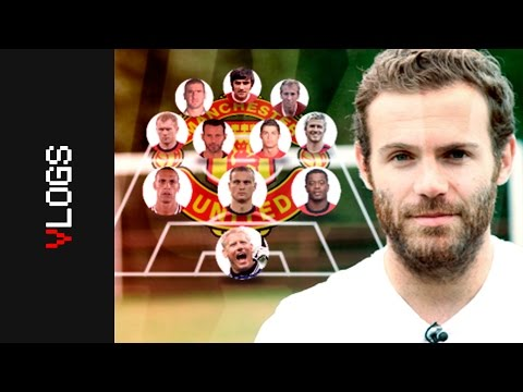 My perfect Manchester United team | Juan...
