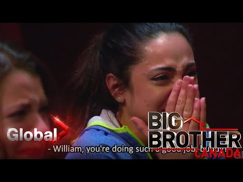 Big Brother Canada 6 | Will's Emotional Call From Home