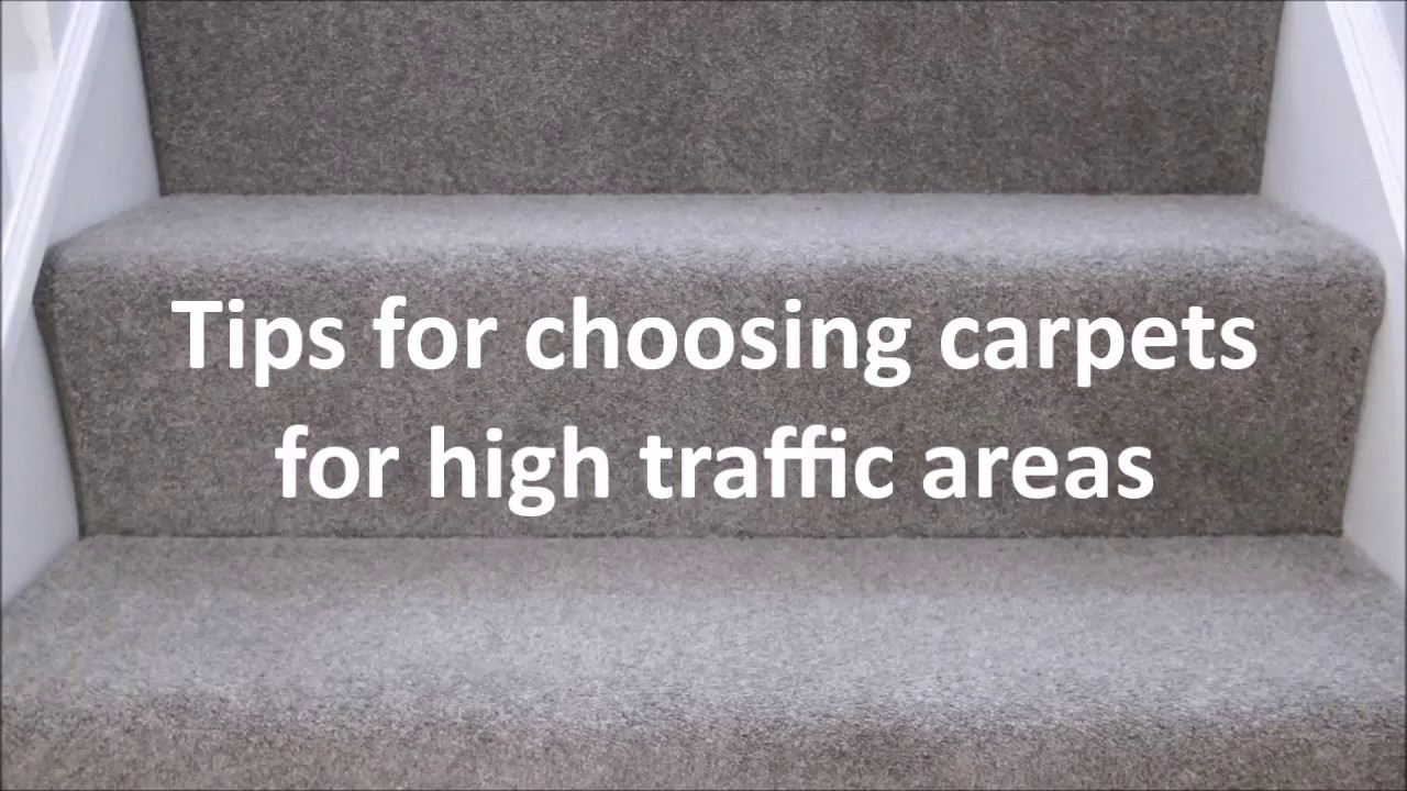 How To Choose A Carpet For High Traffic Areas Like Halls, Stairs U0026 Landings