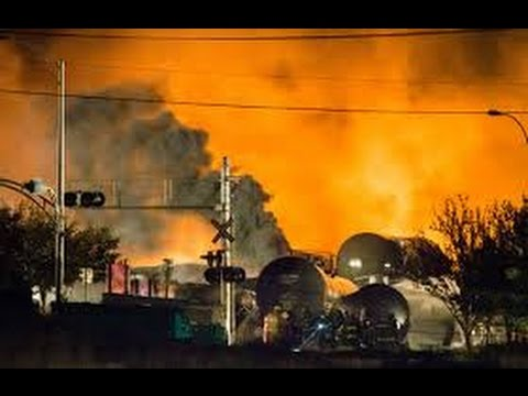 One Year After Historic Oil Train Disaster, Risks Abound